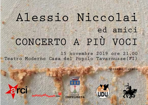 Incontriamo Lorenzo Niccolai ed Eleonora Trivellin per scoprire di più sull'evento di Venerdì 15 Novembre, in ricordo di Alessio Niccolai e della sua personale School of Rock