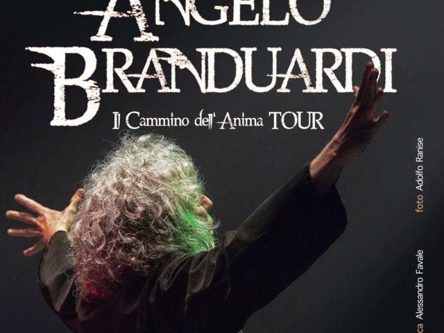 Sabato 16 Novembre da Legnano parte il nuovo tour di Angelo Branduardi