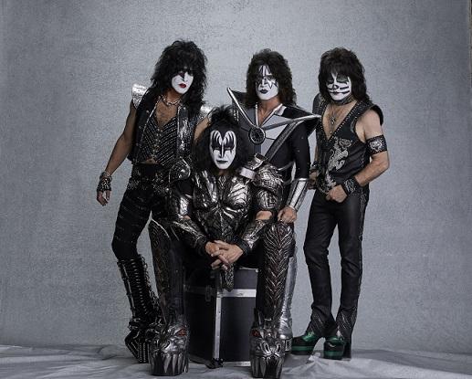 I Kiss annunciano il nuovo tour. In Italia a Verona