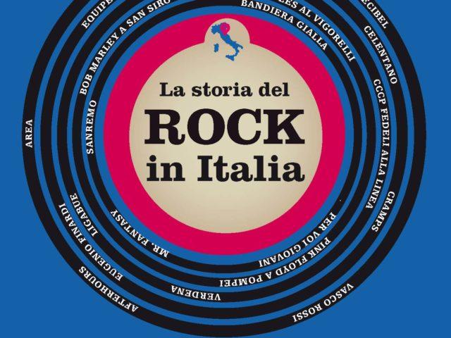 Roberto Caselli e Stefano Gilardino per Hoepli pubblicano il libro La Storia del Rock in Italia