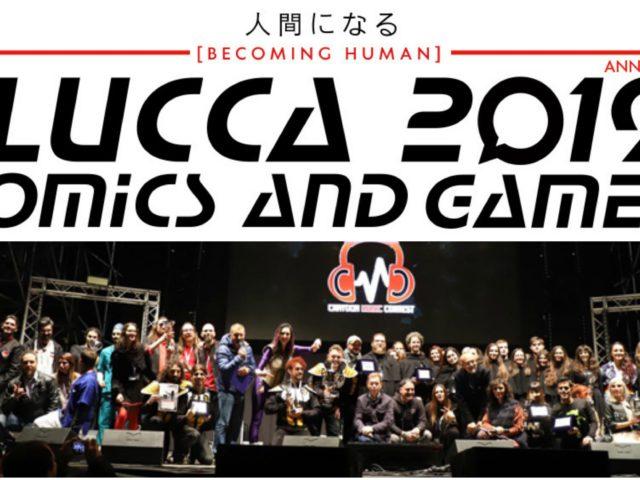Ecco i premiati del Cartoon Music Contest e dell'Anime Vocal Contest nell'ambito di Lucca Comics  & Games
