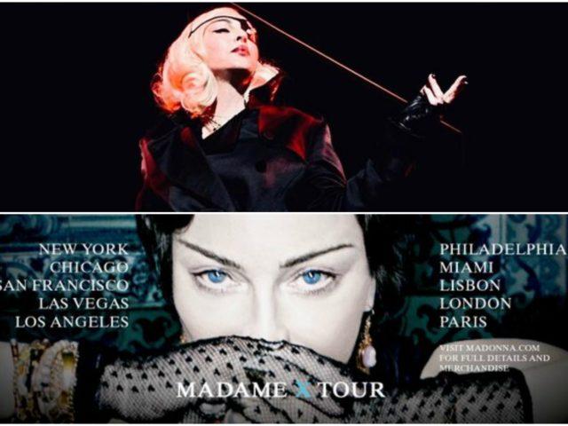 Madonna avverte i suoi 2 milioni e mezzo di followers su Twitter di non star bene e di dover annullare alcuni concerti…