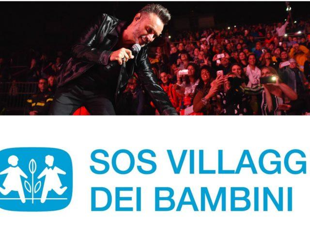 Nek testimonial di SOS Villaggi dei Bambini: ai concerti di Roma, Milano, Napoli, Torino o Genova dei fans potranno incontrarlo, perchè hanno donato a questa onlus…