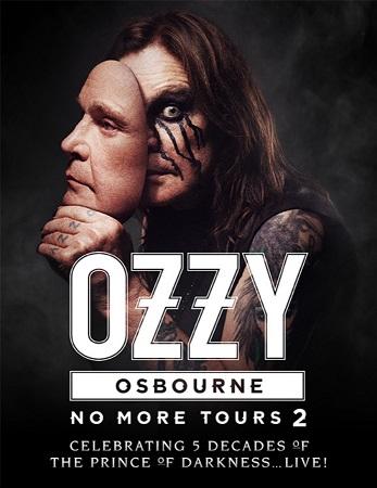 Ozzy Osbourne a Bologna il 12 aprile 2020
