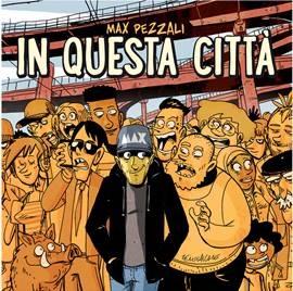 Max Pezzali, nuovo singolo con copertina firmata da Zerocalcare