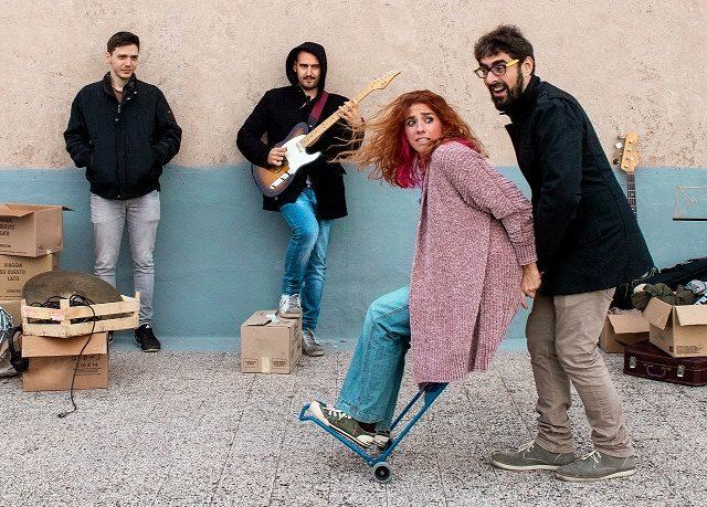 La Terra Sbatte, nuovo singolo e videoclip per la rossa Agnese Valle
