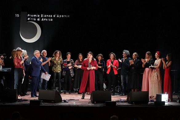 Premio Bianca d'Aponte, il 18 dicembre evento a Roma