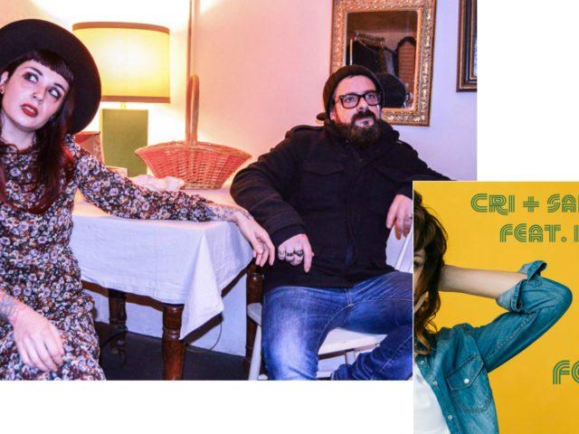 Cri+Sara Fou (duo formato da Cristian Soldi e Sara Bronzoni) pubblicano il singolo Federica (feat. Il Cane)
