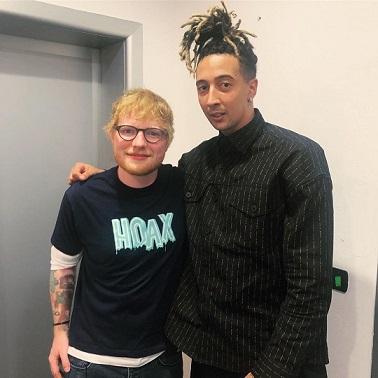 Ed Sheeran e Ghali insieme per una versione di Antisocial