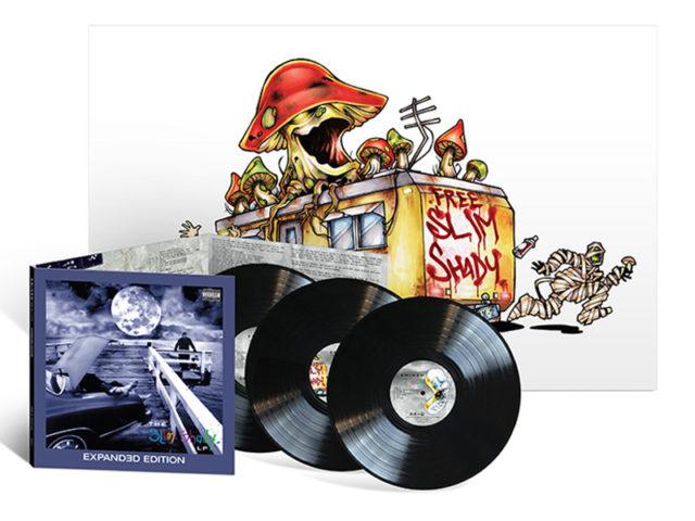 Quei bonus track che rendono prezioso The Slim Shady LP di Eminem nella nuova versione