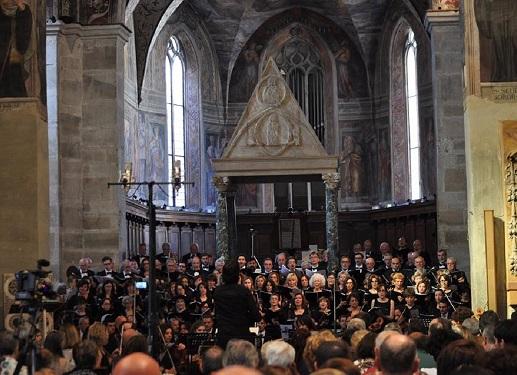 Nell'arco di quattro secoli, l'Orchestra  Fara Classica in concerto