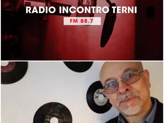 Stefania Serpetta intervista Giancarlo Passarella su Radio Incontro Terni per parlare del percorso didattico al Liceo Scientifico Leonardo Da Vinci a Firenze