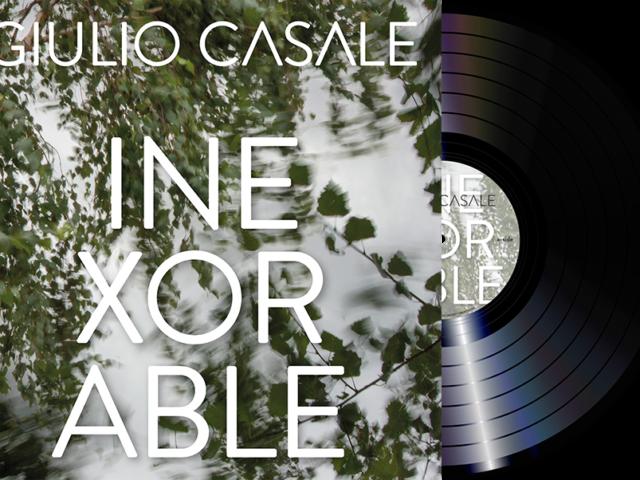 Giulio Casale – Inexorable (Vrec, 2019) Un grande ritorno!!