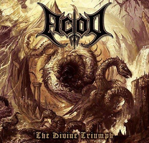 Acod – The Divine Triumph (Jive Epic France)