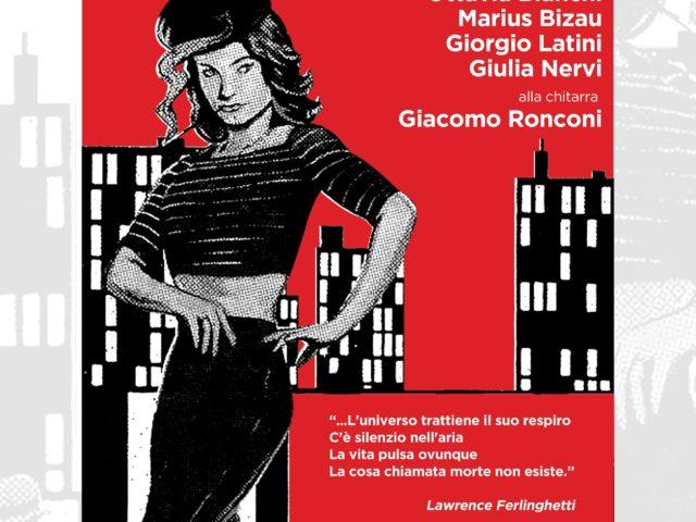 Beat Generation il 12 gennaio all'Altrove Teatro Studio di Roma