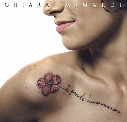 Chiara Minaldi – Le parole hanno un'anima (Cartamusica 2019) un canto jazzato lascia aperto il suo cuore