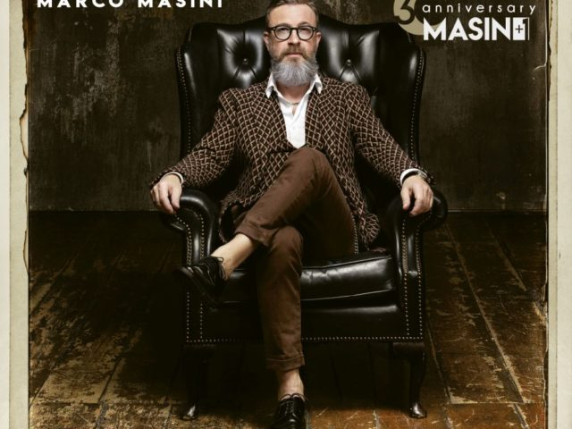 """Il 7 febbraio esce il nuovo album """"Masini +1, 30TH Aanniversary"""""""