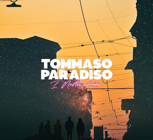 Tommaso Paradiso, il 10 gennaio esce I nostri anni