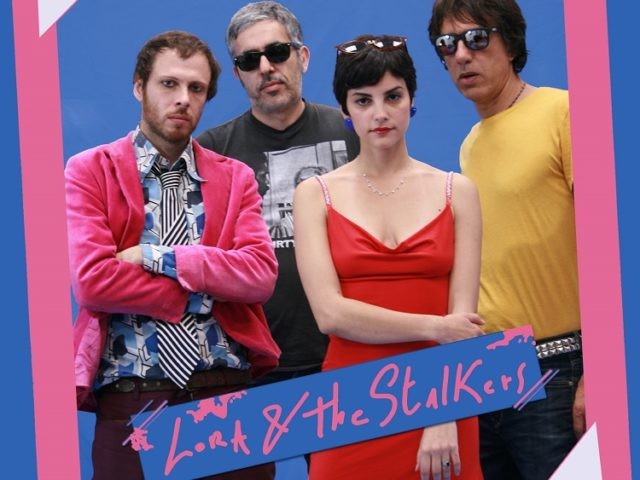 Lora & The Stalkers live al Don Giovanni di Roma