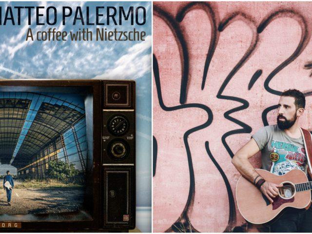 Matteo Palermo (già chitarrista degli Z.E.D.) ed il suo disco A Coffee with Nietzsche: anche un duetto con Ka Biase ..