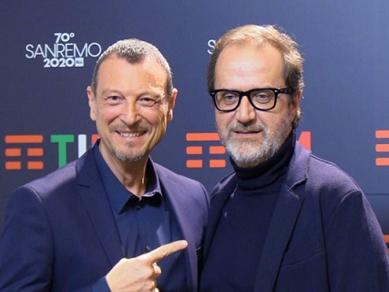 Sanremo, per il direttore di Rai 1 Coletta nessuna censura al video di Roger Waters