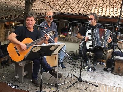 Il trio Cogli la Prima Mela inaugura la stagione Al San Francesco di Orvieto