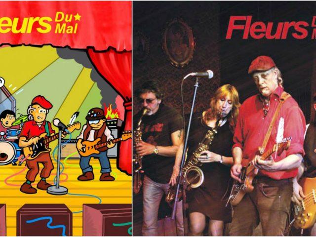 Fleurs du Mal – Gumbo (Cd 2019) il blues storico tra Roma e New Orleans