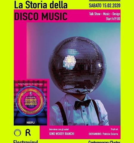 A Roma happening night per La storia della disco music
