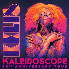 Kelis, arriva la ristampa di Kaleidoscope in doppio vinile colorato