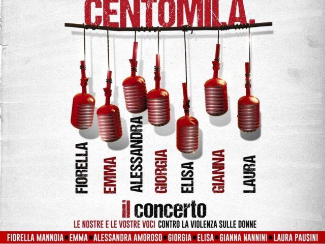 Una. Nessuna. Centomila. Il concerto a Campovolo contro la violenza sulle donne