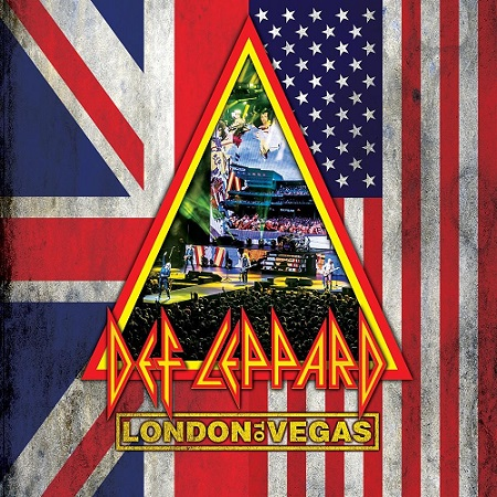 Def Leppard, arriva il live London To Vegas