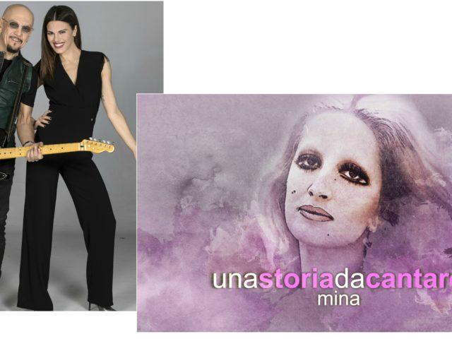 L'interattivo programma tv Una Storia da Cantare stasera su Rai Uno è dedicato a Mina
