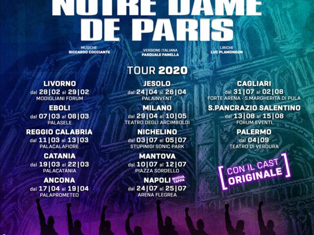 Notre Dame de Paris: si aggiungono nuove imperdibili date