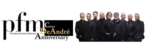 PFM canta De André – Anniversary: rinviati a fine Maggio i concerti di Brescia, Padova e Milano
