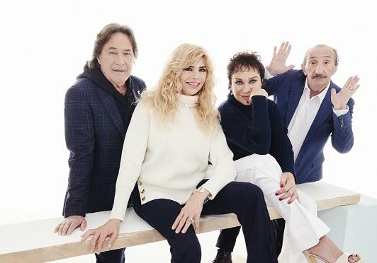 Sanremo, i Ricchi e Poveri tornano con un doppio album