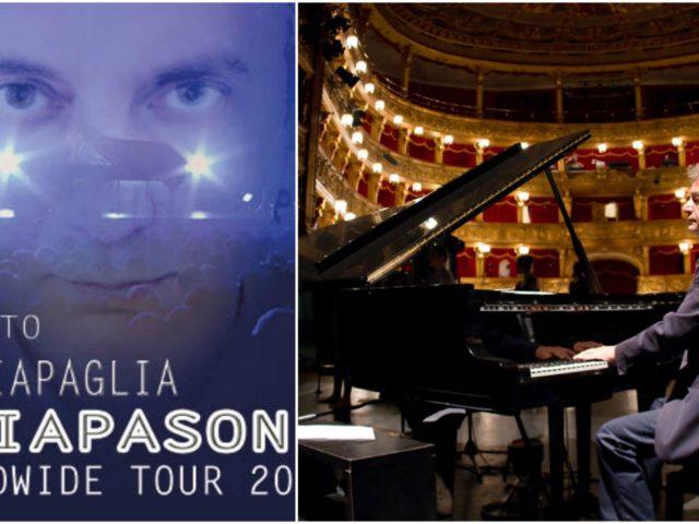 Roberto Cacciapaglia: quattro concerti italiani e poi a Maggio il lungo tour in Russia …