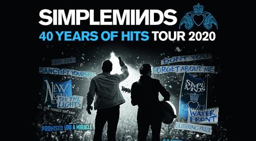Simple Minds, in estate cinque concerti in Italia: , ai 4 già programmati, si aggiunge il concerto a Pescara del 16 Luglio