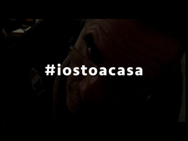 """Francesco Baccini a sorpresa lancia il video di """"Paranoia in Lombardia by night"""" e si unisce alla campagna social #iostoacasa"""