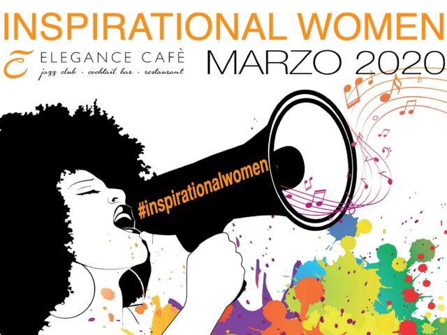 Ispirational Women dal 4 al 31 Marzo a Roma,  manifestazione dedicata alla forza femminile nella musica, nell'arte e nella società