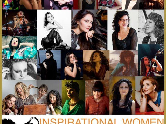 Inspirational Women dal 4 al 31 marzo all'Elegance Cafè di Roma con 27 artiste