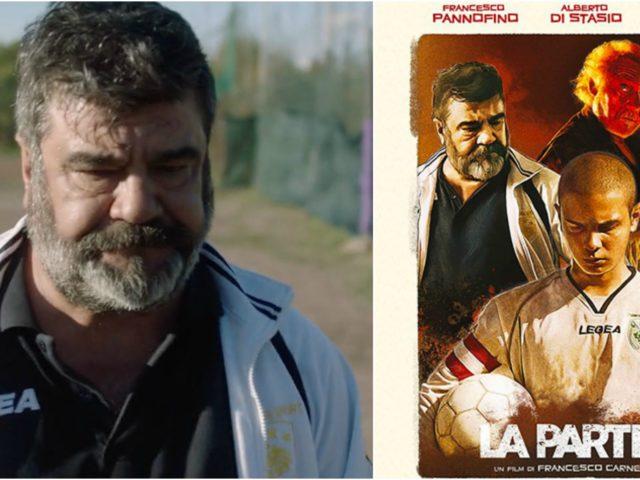 Al cinema a vedere il film La Partita, con la colonna sonora che emoziona..