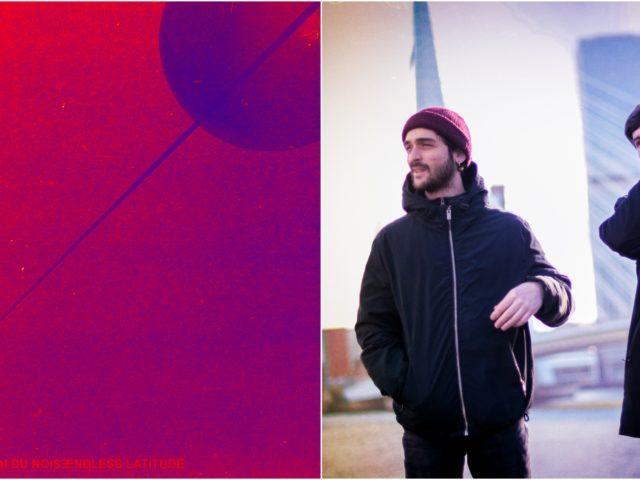 Elettronica ambient per il duo italiano Quai du Noise, edito dalla inglese Cut Records