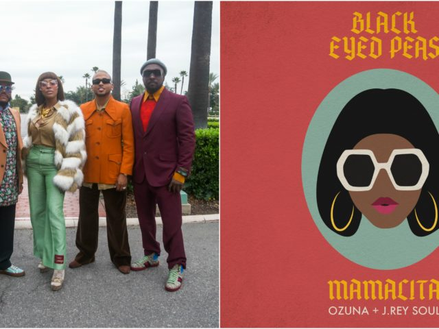 Black Eyed Peas con Mamacita, nuovo singolo insieme a Ozuna & J. Rey Soul