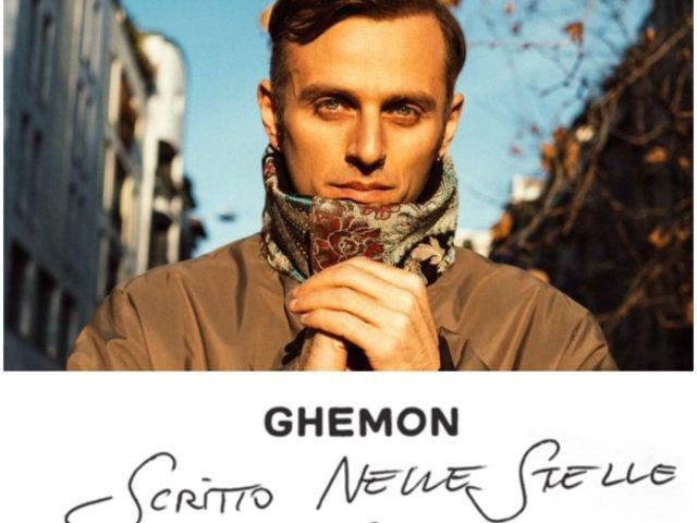 Instore tour digitale per Ghemon, perché il 24 Aprile esce il suo nuovo album Scritto Nelle Stelle
