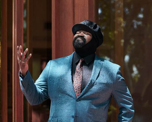 Gregory Porter dice Thank You