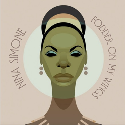 Nina Simone, riedizione per Fadder On My Wings