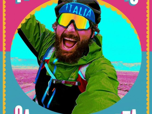 Una pedalata di 4000 km tra Cile e Argentina: su RaiPlay arriva Jovanotti…