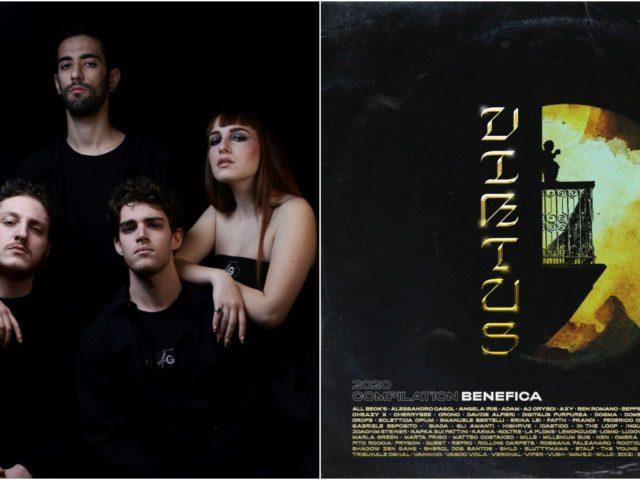 I rockers milanesi Seveso Casino Palace lanciano la compilation benefica Operazione Virtus, coinvolgendo 50 giovani artisti