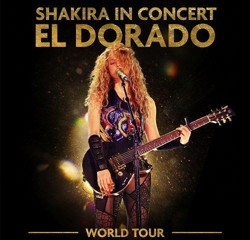 Shakira In Concert: El Dorato World Tour