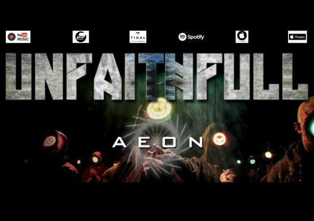Nuovo trattato musicale sull'eternità direttamente dagli Unfaithfull.